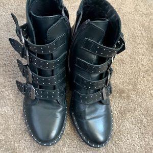 Steve Madden Shoes - Studded Steve Madden Boots